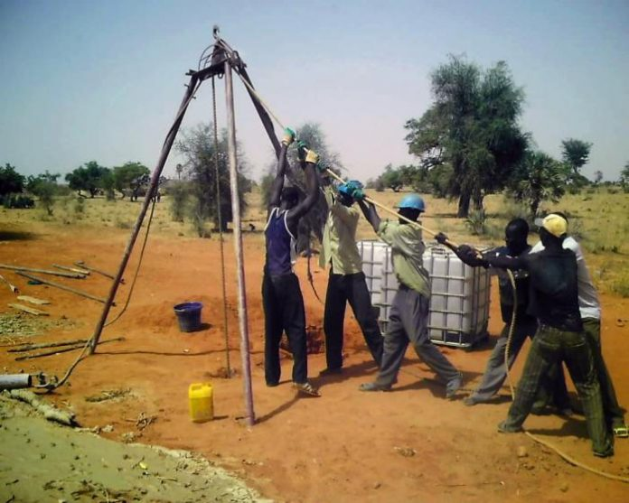 Concern raised over haphazard drilling of boreholes in Nigeria