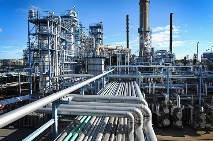 Construction of modular refinery in Nigeria now 65% complete