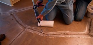 How to Repair Polished Concrete Floors