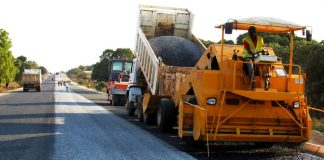South African lender boosts construction of Kenya's Lamu-Isiolo road