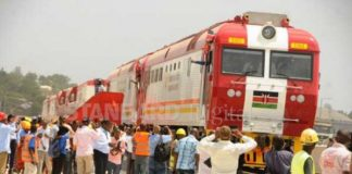 First Kenya's SGR train makes Nairobi-Mombasa trip in 6 hours