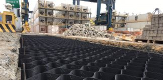 How Geosynthetics add value to Infrastructure in Africa