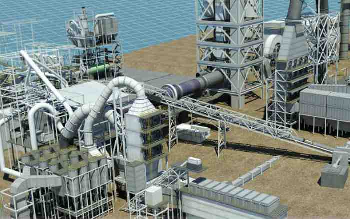 Huge Cement Plant : China to build largest cement factory in east africa
