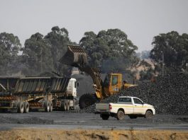 South African coal truck drivers protest over renewable energy program