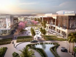 US$ 708m Mall of Egypt in Cairo opens doors to the public