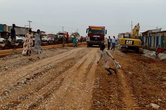 Construction of South Sudan-Ethiopia link road kicks off