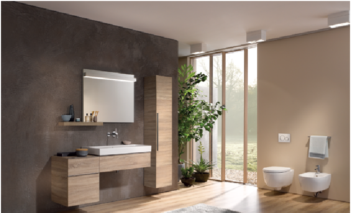 iCon  Geberit Bathroom Collection