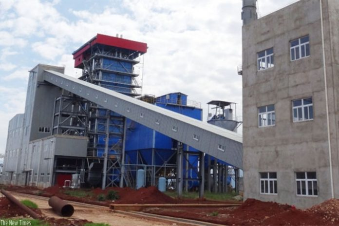 Rwanda launches first peat-fired power plant in Africa