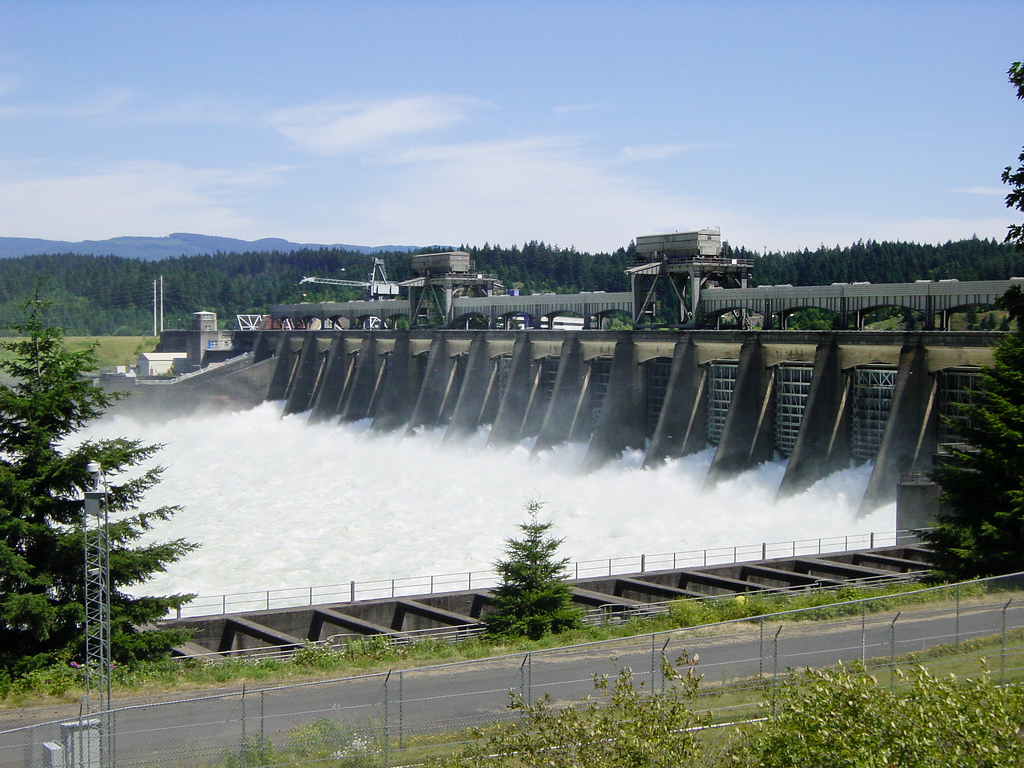 Hydroelectric power plants - what is the list of the largest hydroelectric power plants 89