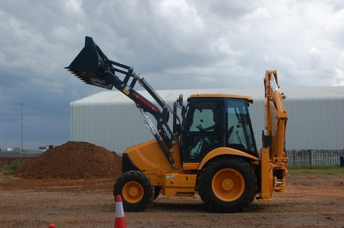 HPE Africa launches H940s backhoe loader series