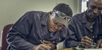 Kwikspace addresses South Africa's skills deficit