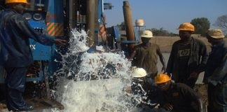 Kenya's capital Nairobi now turns to boreholes for water
