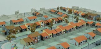 South Africa's mega housing project boosts low income earners
