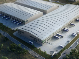 ALP opens modern grade –A warehousing park 75% pre-leased