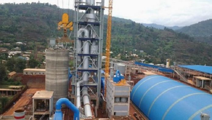 A US$ 65m cement plant in Rwanda set to be constructed
