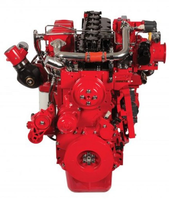 Cummins introduces 2017 updates to midrange, natural gas engines
