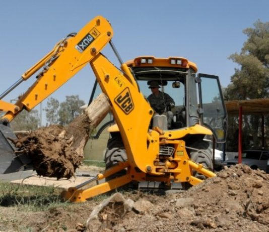 buying used construction equipment
