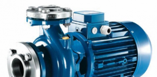Increasing efficiency through water pump maintenance