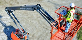 Aerial work platform operations and the weather