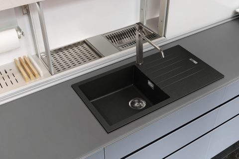 U201cIn Recent Years, We Have Seen A Trend Of Kitchen Sinks Made Using  Innovative Materials Such As U0027Composite Quartzu0027 And U0027Solid Surface  Materialsu0027 Are Gaining ...