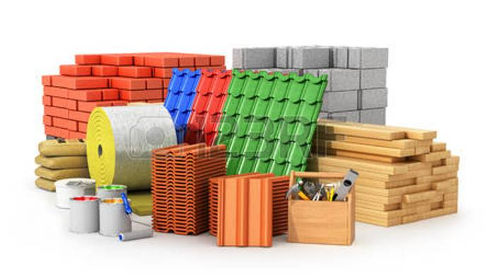 Tips on innovation in construction materials for List of materials needed to build a house