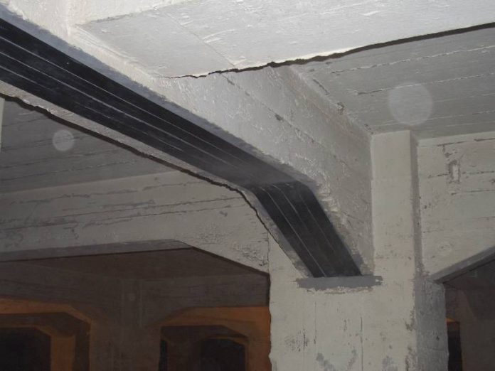 Utilizing FRPs for concrete strengthening
