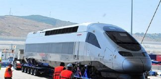 Construction of Morocco's new high speed train to be completed in 2018