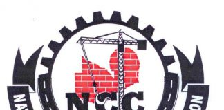 Register with The National Council for Construction Zambia