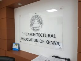 Register with the Architectural Association of Kenya(AAK)