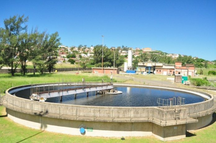 South Africa launches first desalination wastewater plant