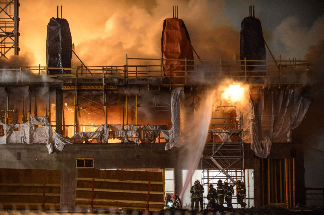 13 tips on fire prevention at a construction site