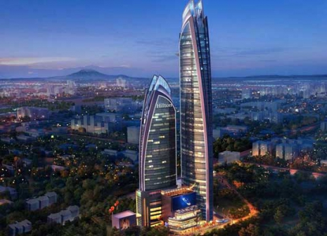 Construction work start on Africa's tallest building in Kenya