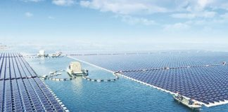 World's largest floating photovoltaic (PV) facility completed