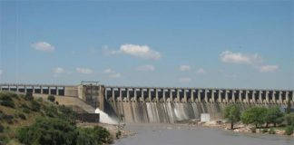 South Africa dam levels at an all-time low