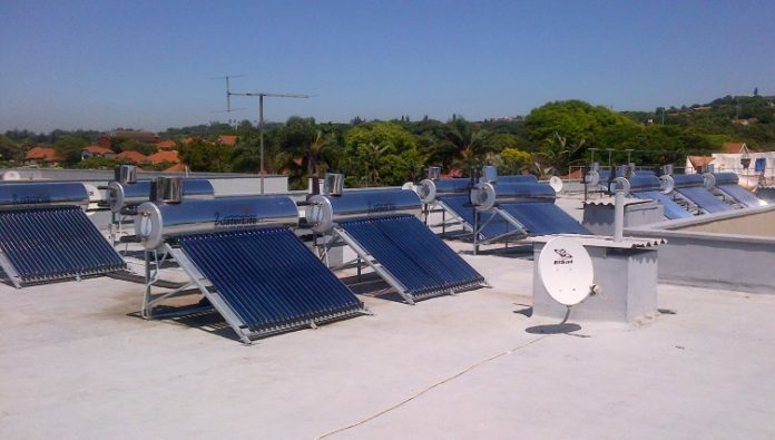 Why Africa needs to adopt Solar Water Heating