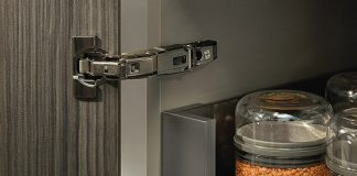 New hinges for individual furniture