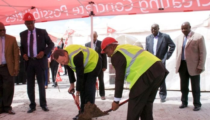 AfriSam commissions new cement plant in Lesotho