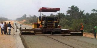 Nigeria requires US$215.1m to complete East-west road