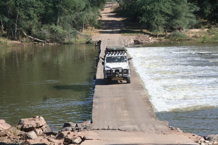 Platjan bridge construction in Botswana starts