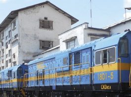 Rail transport crucial for intra-African trade growth