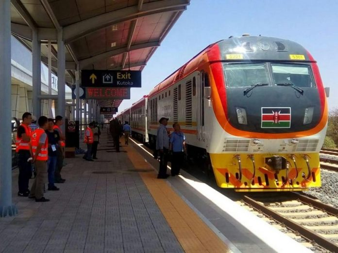 Chinese firm to conduct studies for SGR expansion in Kenya