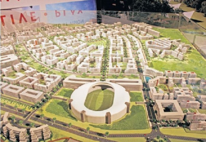 Construction of logistics and distribution centre at Tatu city starts