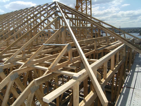 Institute for Timber Construction South Africa fronts women