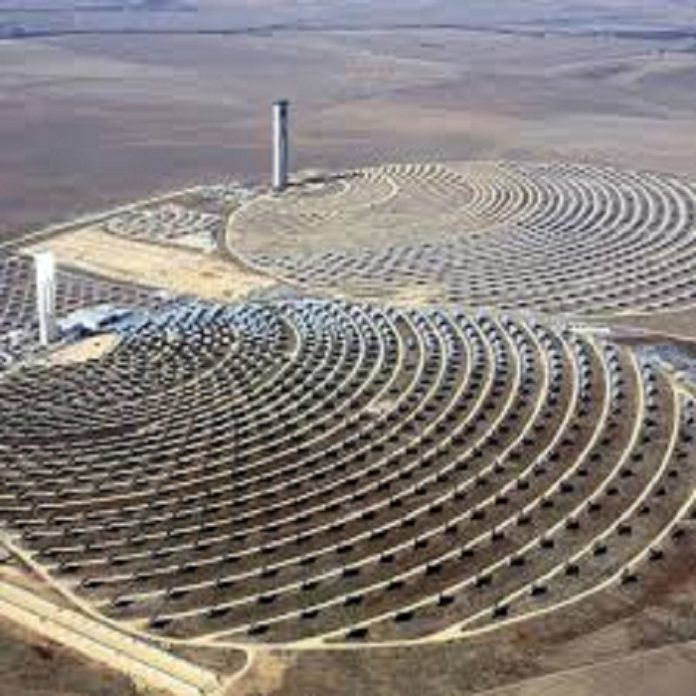 Algeria takes lead in renewable energy