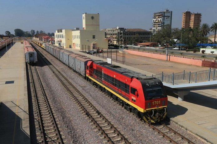 Angola rehabilitates over 1000km of Railway