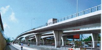 Construction on course for Tazara Flyover in Tanzania