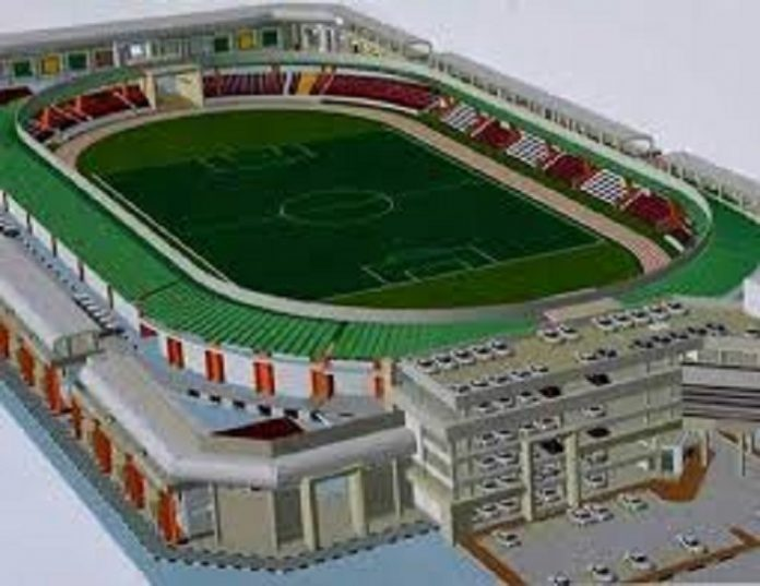 Concerns raised as construction work on Nakivubo Stadium continues