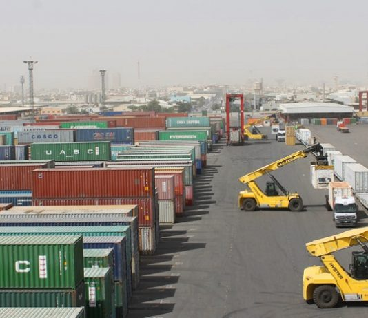 First East African inland dry port opens