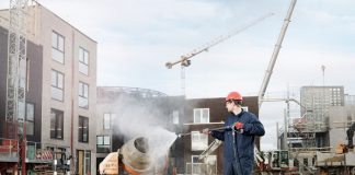 The cleaning demands of the building and construction industry are heavy duty. Rubble, dust, paint, grease, oil and, sometimes, hazardous materials like asbestos are part and parcel