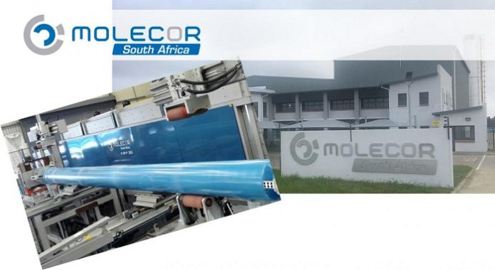 Molecor expands its PVC-O production capacity in South Africa